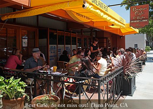 Bonjour Cafe Bistro